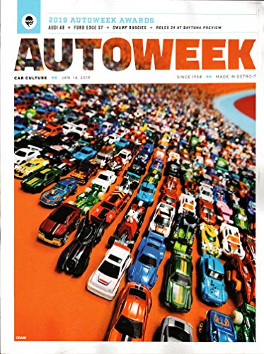 Autoweek Magazine January 14, 2019 | 2019 Autoweek - Magazine Autoweek