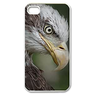 Animals Eagles ZLB558362 Personalized Case for Iphone 4,4S, Iphone 4,4S Case