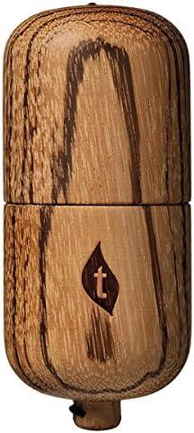 Kendama USA Kaizen Exotic Zebrano Wood Kendama