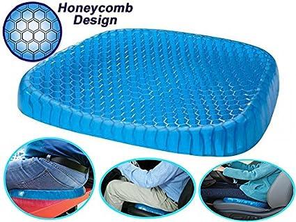 amazon com uflyay egg sitter chair cushion as seen on tv best gel