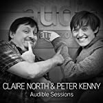 Claire North and Peter Kenny: Audible Sessions: Free exclusive interview | Elise Italiaander