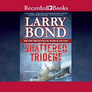 Shattered Trident Audiobook