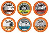 Best Flavored K Cups - Brooklyn Beans Flavored Variety Pack Single-Cup Coffee Review
