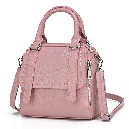 Meoaeo Diagonal Verde Nuevo Señoras Moda Bolso De Ser Puede Ocio Bolso Piedra Moda Pink 4fF4Z