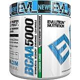 Evlution Nutrition BCAA5000 Powder, 5 Grams of Premium BCAAs (Lemon Lime)