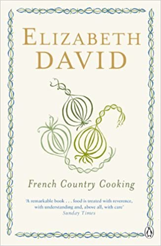 Book French Country Cooking (Cookery Library) by David Elizabeth (2011-07-26)