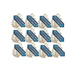 5/8 Inch Student Council Lapel Pin - Package of 12, Poly Bagged