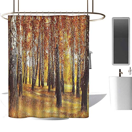 Polyester shower curtain54
