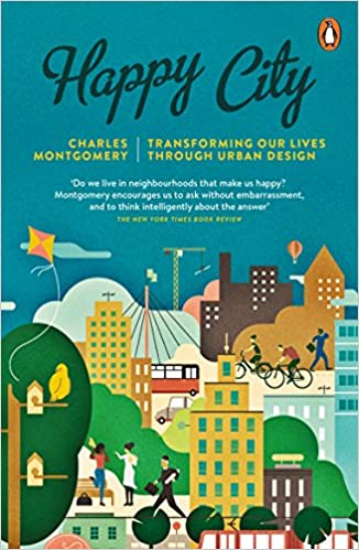 Happy City book cover