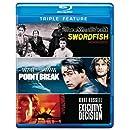 Executive Decision / Point Break / Swordfish (Triple Feature) [Blu-ray]