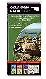Oklahoma Nature Set: Field Guides to Wildlife, Birds, Trees & Wildflowers of Oklahoma