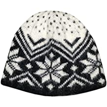 Winter Wool Hat Beanie Cap Knit Fair Isle Authentic Icelandic Wool for Women and Men 2 Ply Extra Warm by Freyja Canada