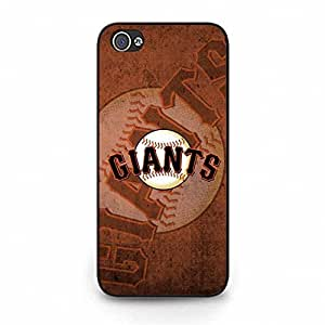 Mlb San Francisco Giants Team Logo Awesome Iphone 5/5s Case