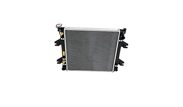 Radiador para motor Nissan Forklift J02A20~25 TD27 H20 21460-6K002 ...