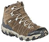 Oboz Women's Bridger Bdry Hiking Boot,Walnut,8.5 M US