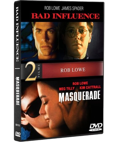 DVD : Bad Influence / Masquerade (2 Disc)