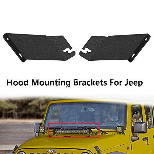 turbo-sii-mounting-brackets-of-22-inch-led-work-light-bar-for-2007-2016-jeep-wrangler-jk
