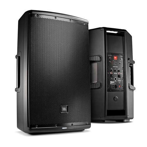 JBL EON615 Portable 15' 2-Way Multipurpose Self-Powered Sound Reinforcement
