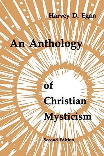 An Anthology of Christian Mysticism (Pueblo Books)