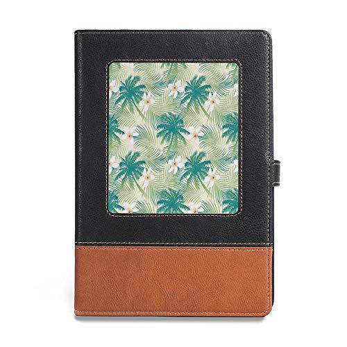 (Planner NoteBook,Leaf,A5(6.1