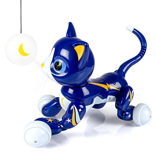 Amazon Zoomer Kitty Midnight Exclusive Toys Games