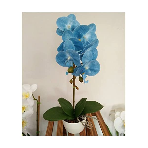 BeautiLife-Blooming-Orchid-Artificial-Flower-Arrangements-Blooming-Flower-Bonsai-Rockery-Series-in-vase-for-Home-Wedding-Party-Office-Dcoration