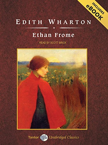 Read Online Ethan Frome, with eBook (Tantor Unabridged Classics) pdf epub
