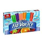 Fla-Vor-Ice 1.5oz Assorted Freezer Bars Pack of 12
