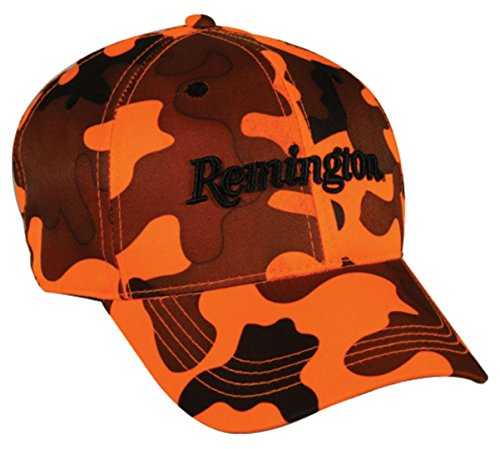 Remington Blaze Orange Generic Hunting Hat / Cap
