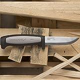 Morakniv Craftline Robust Trade Knife with Carbon