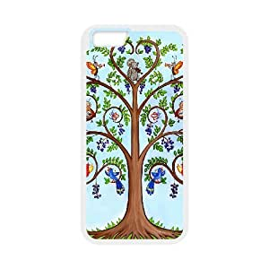 """TOSOUL Cover Shell Phone Case Tree of Life For iPhone 6 Plus (5.5"""")"""