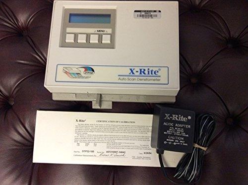 X-Rite DTP36 Auto Scan Photographic Strip-reading Densitometer