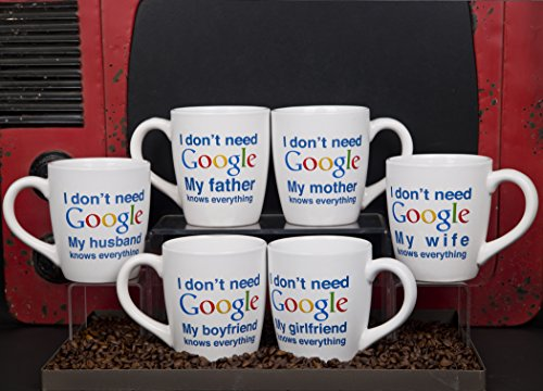 I-dont-need-Google-MyKnows-Everything-Novelty-Ceramic-Mug-22-Oz-Coffee-Tea-Cup