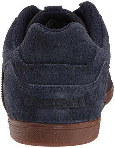 Diesel Uomo Happy Hour S-zip Luxx Sneaker Blu Iris