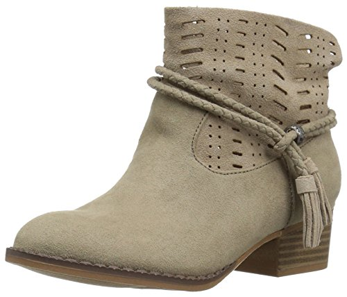 Dolce Vita Girls' Jacen Bootie, Sand, 3 M US Little Kid