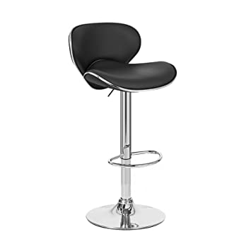 dining com amazon and of various footrest adjustable with elegant chairs adorable btexpert bar swivel songmics stool stools arms back