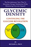 Glycemic Density, Richard A. Price, 0741442469