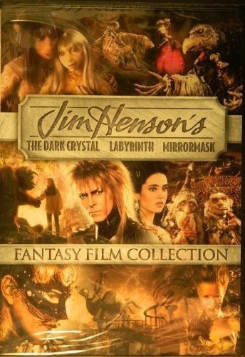 Dark Crystal, the / Labyrinth (1986) / Mirrormask