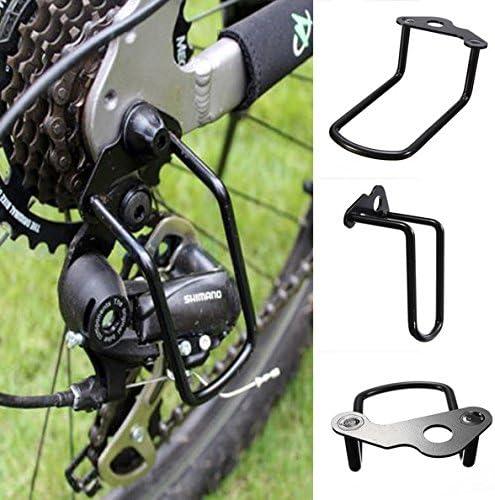 BephaMart para Bicicleta Ciclismo Trasero Transmisión Protector ...