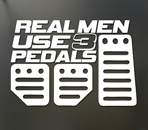 1-set-indefectible-popular-real-men-use-3-pedals-car-sticker-honda-race-vinyl-decor-stick-easy-color