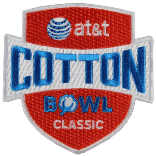 Super Patch) 2013 At&amp,t Cotton Bowl Classic Texas A&amp,M VS Oklahoma Sooners Emblem Jersey Patch by I.E.Y. online-store