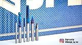 Amana Tool 45773-K Solid Carbide Spektra Extreme