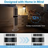 LEVOIT LV373 Tower Fan Oscillating with Remote