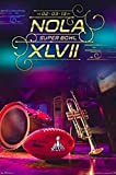 Super Bowl XLVII New Orleans Poster 22 x 34in