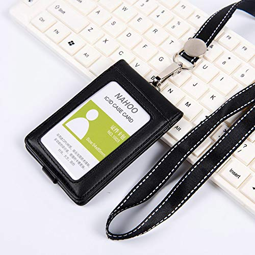 Amazon com: Nahoo Lanyards Id Badge Holder Cute Name Tag Plastic