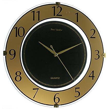 PAUL JARDIN Reloj de Pared 35 cm Movimiento Continuo WC-03-3002-N