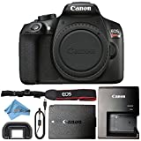 Cheap Canon EOS Rebel T6 18MP Digital SLR Camera Retail Packaging Bundle (Body Only)