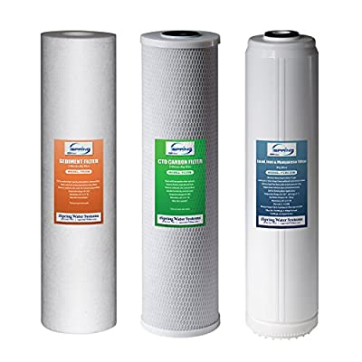 iSpring Whole House Replacement Filter Pack Series