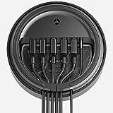 Nomad USB charging hub Black Powers up 5 USB devices High power output LED charging indicators