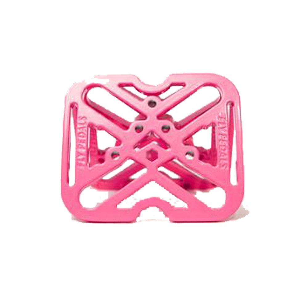 Fly Pedals 2 Universal Platform Adapter for Clipless Pedals Pink Road Mounain by Fly Pedals